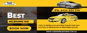 Melbourne-taxi